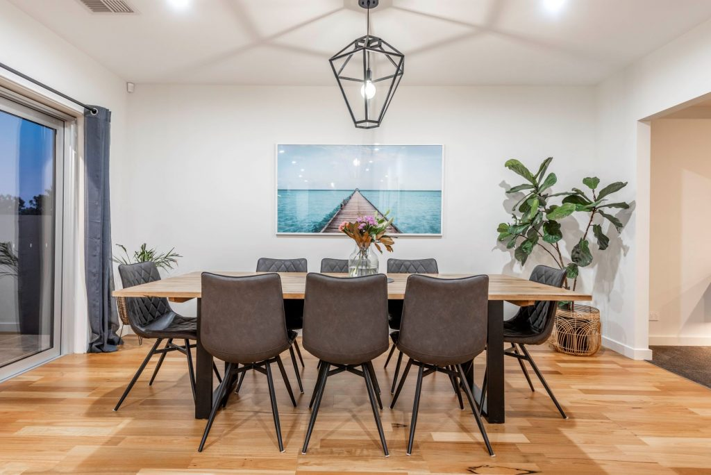 dining room at home