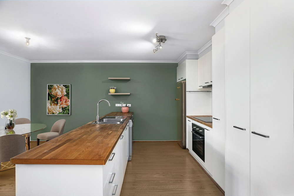 kitchen space home